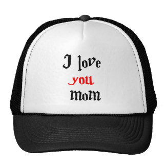 Mother's Day Mesh Hat