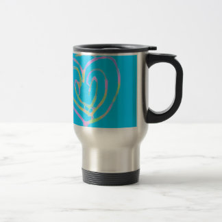 Mother's day heart design coffee mugs