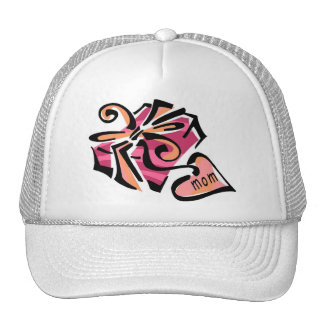 Mother's Day Heart Tees and Gifts Hats
