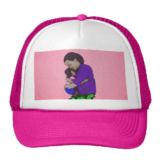 Mothers Day Hugs Cap