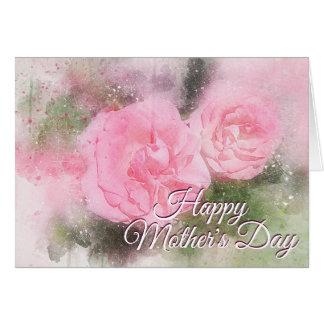 Mother's Day Inspiring Bible Verse Philippians 1:2 Card