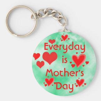 Mother's Day keychain