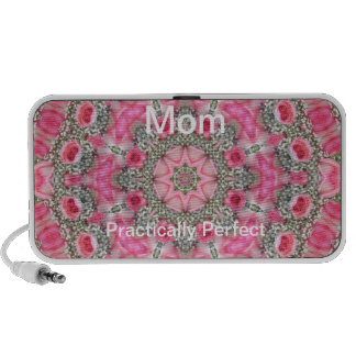 Mother's Day - Mom,  Practically Perfect iPhone Speakers