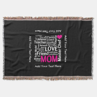 Mother's Day or Birthday for a Wonderful Mom