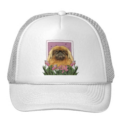 Mothers Day - Pekingese - Pebbles Hat