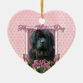 Mothers Day - Pink Tulips - Newfoundland Ornaments
