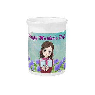 Mother's Day Present Pitcher