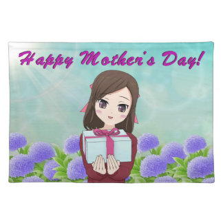 Mother's Day Present Placemat