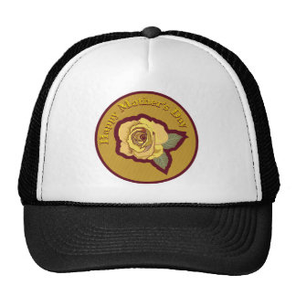 Mother's Day Rose Cap