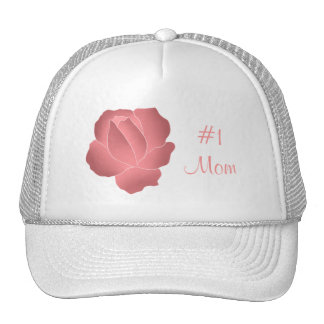 Mothers Day rose Trucker Hat