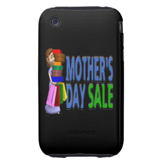 Mothers Day Sale iPhone 3 Tough Covers