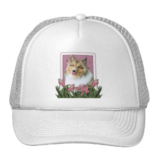 Mothers Day - Sheltie - Mandy Hats