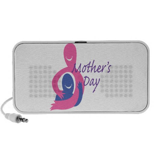 Mothers Day Mp3 Speakers