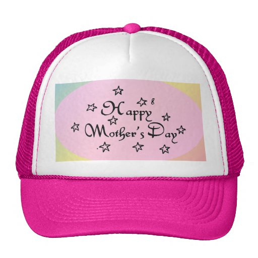 Mothers Day Stars - Trucker Hat