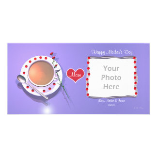 Mother's Day Tea Photo Card