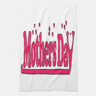 Mothers Day Tea Towel
