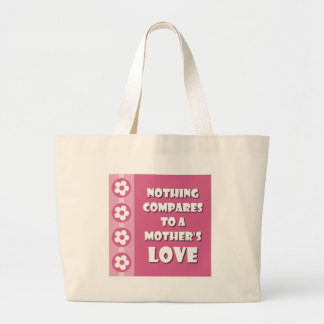 Mother's Day Jumbo Tote Bag