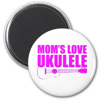 mother's day ukulele magnet
