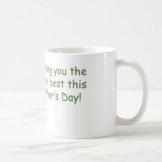 Mothers Day Wish Coffee Mugs