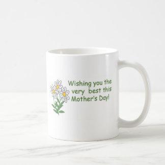 Mothers Day Wish Coffee Mug