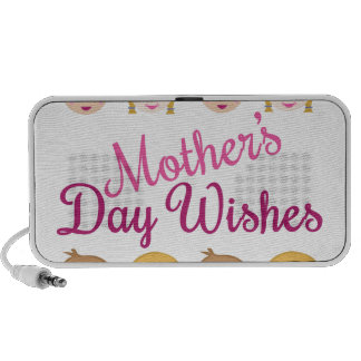 Mother's Day Wishes Speaker System