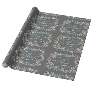 Mother's Day Wrapping Paper