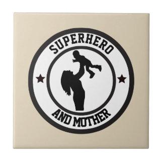 Mothers days ceramic tile