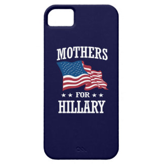 MOTHERS FOR HILLARY iPhone 5 COVERS