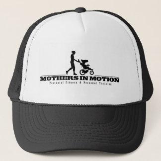 Mothers in Motion Logo Trucker Hat