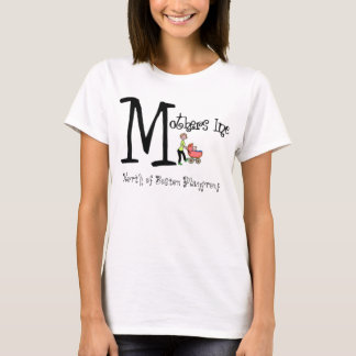 Mothers Inc, North of Boston Playgroup ORGANIZER T-Shirt