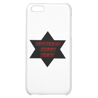 Mothers Know Best Black The MUSEUM Zazzle Gifts iPhone 5C Cases