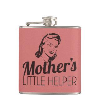 Mother's Little Helper Hip Flask