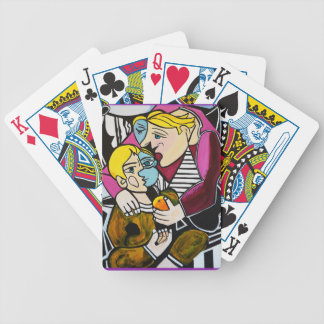 MOTHERS LOVE BICYCLE PLAYING CARDS