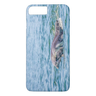 Mother's Love Dolphin & Baby Phone Case