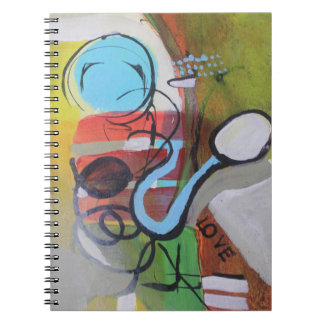 Mothers Love Notebook