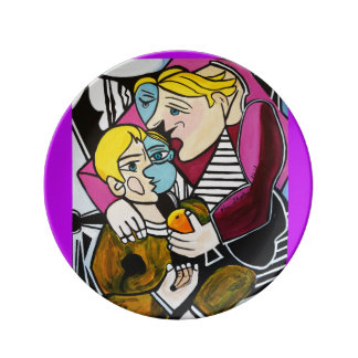 MOTHERS LOVE PLATE