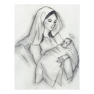 Mothers Love Postcard