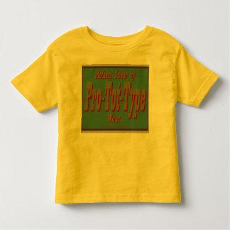 Mothers Swear By Pro-Tot-Type Wear/Boys T-shirts