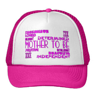 Mothers to Be Future Moms Baby Showers : Qualities Cap