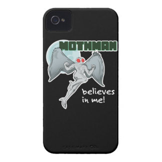 Mothman Believes in Me! | Point Pleasant, WV iPhone 4 Case-Mate Case
