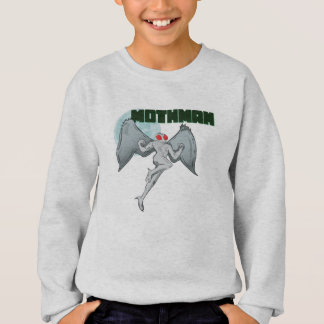 Mothman Believes in Me! | Point Pleasant, WV Sweatshirt