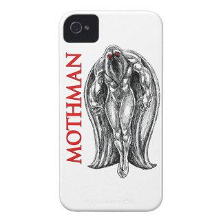 Mothman Case-Mate iPhone 4 Cases