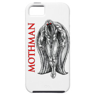 Mothman iPhone 5 Case
