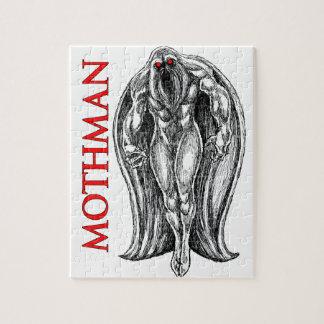 Mothman Jigsaw Puzzle