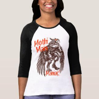 Mothman Maniac T-Shirt