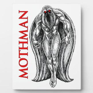 Mothman Plaque