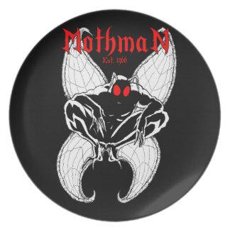 Mothman Plate