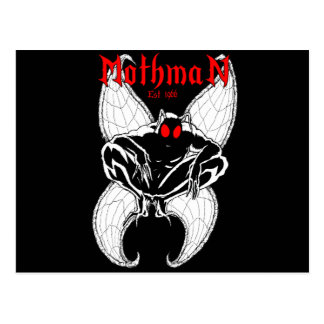 Mothman Postcard
