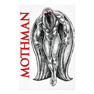 Mothman Stationery
