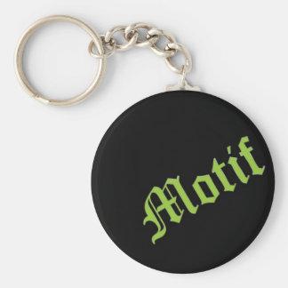 Motif - Customized Key Ring
